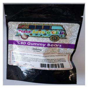 CBD Bag Gummies 10ct  300mg
