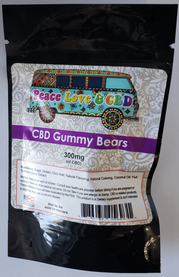 CBD Bag Gummies